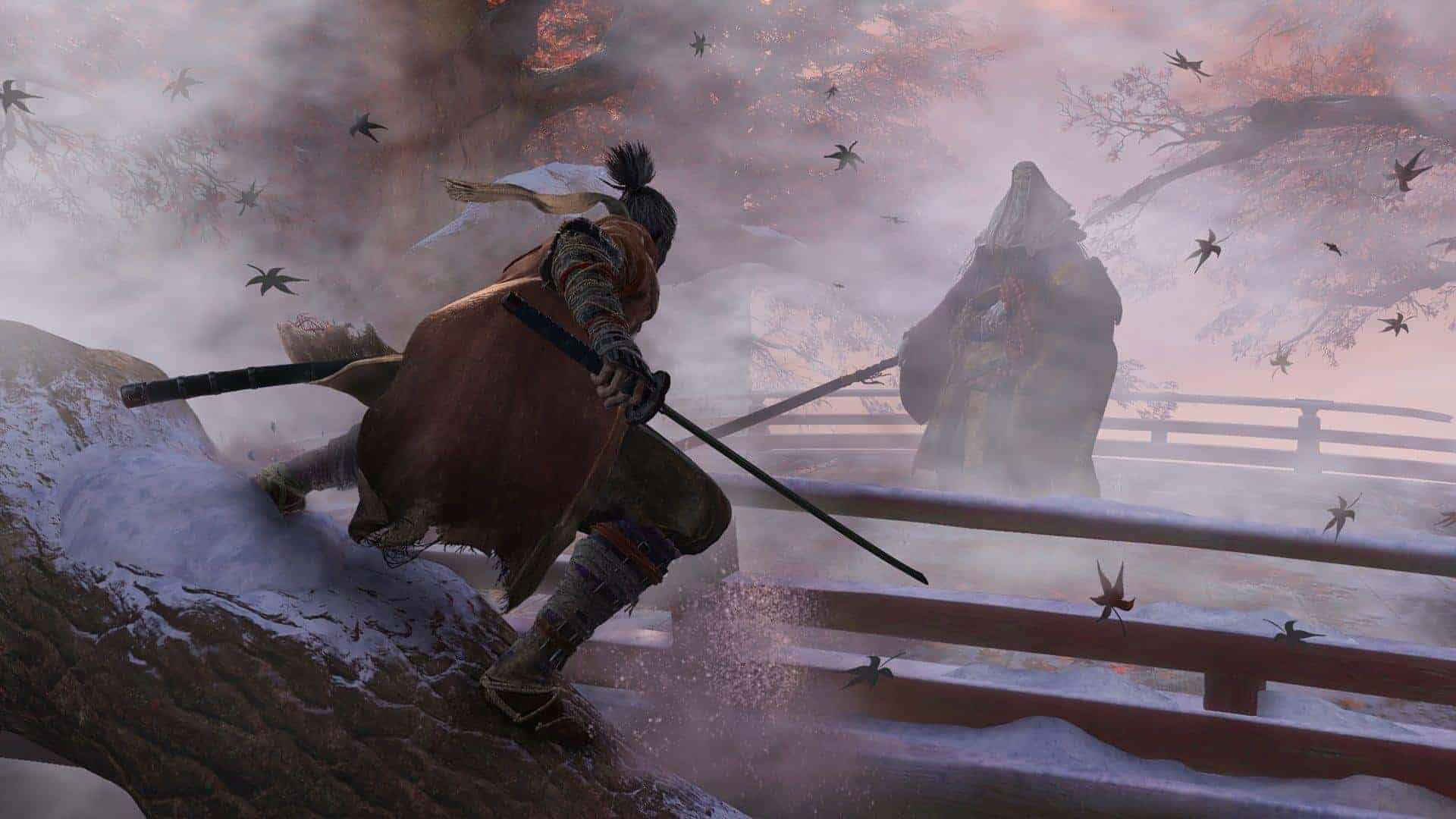 Sekiro Shadows Die Twice Boss