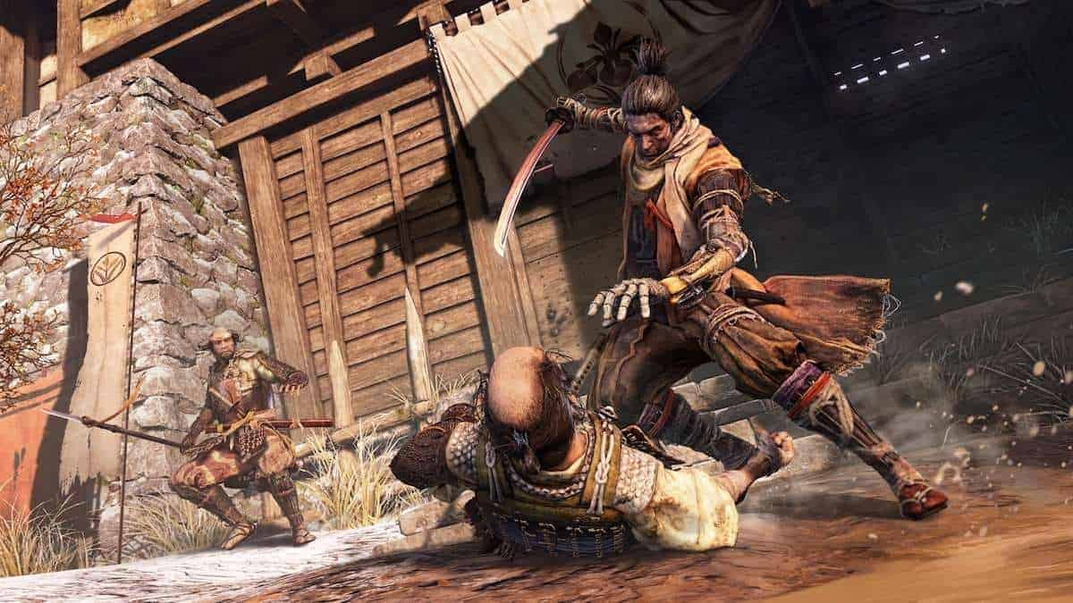 Sekiro Shadows Die Twice Combat