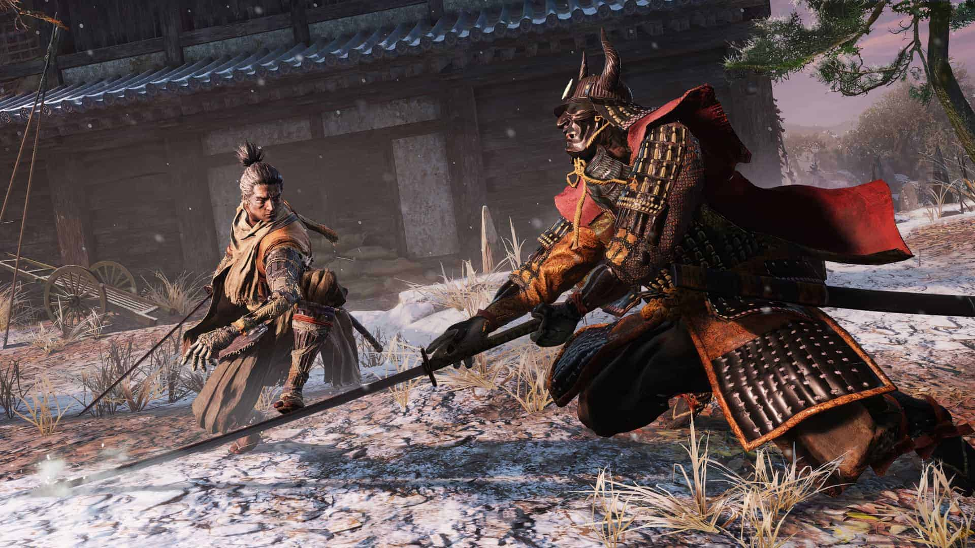 Sekiro Shadows Die Twice Counter