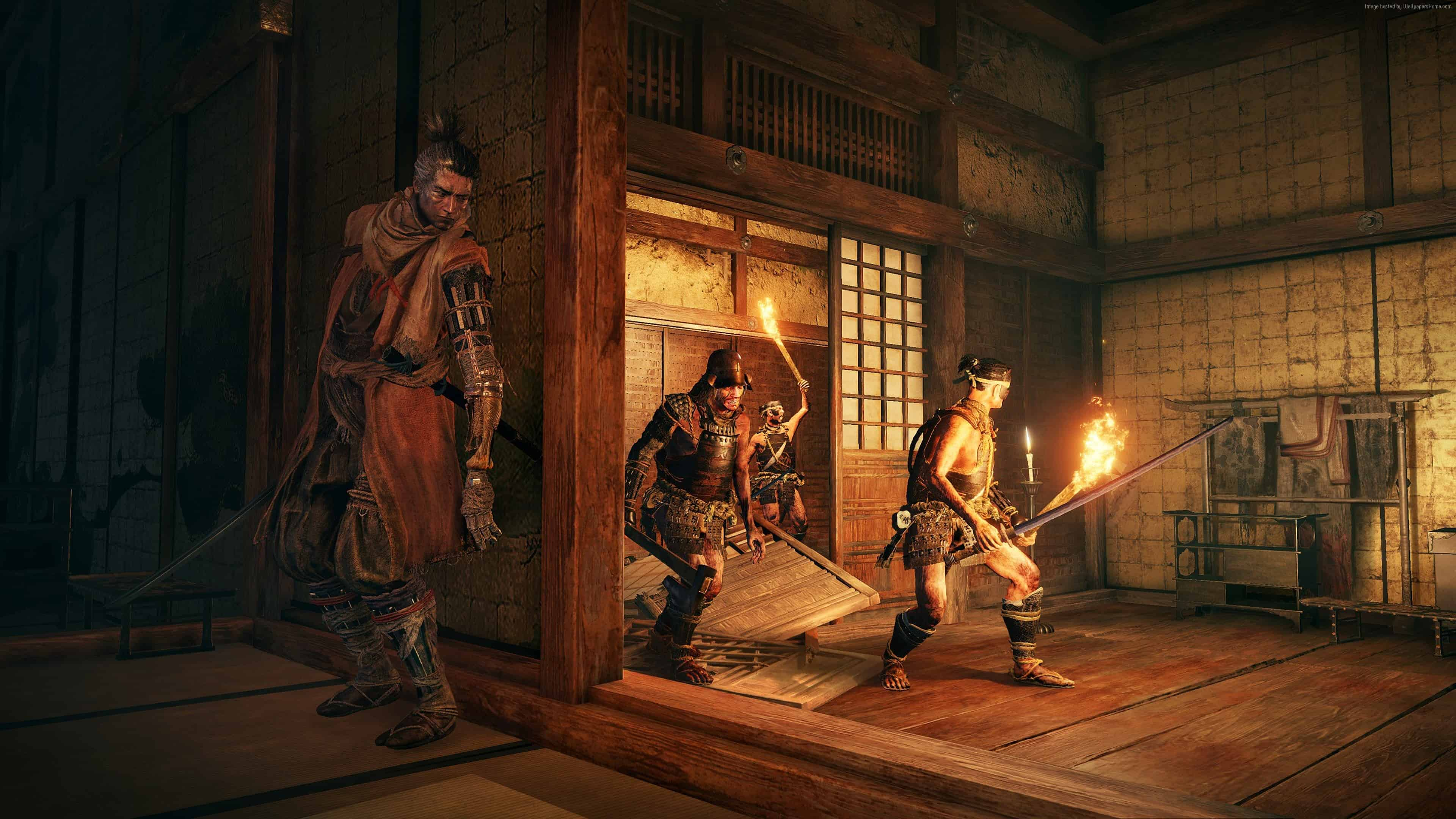 Sekiro Shadows Die Twice Execute
