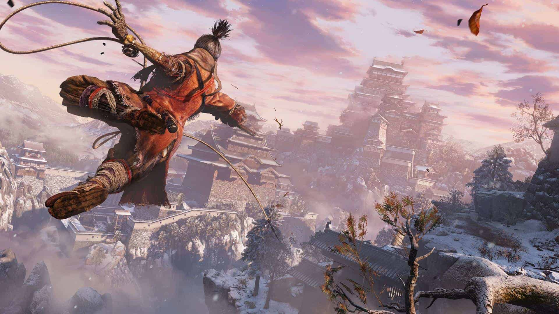 Sekiro Shadows Die Twice PSX 2018 Demo