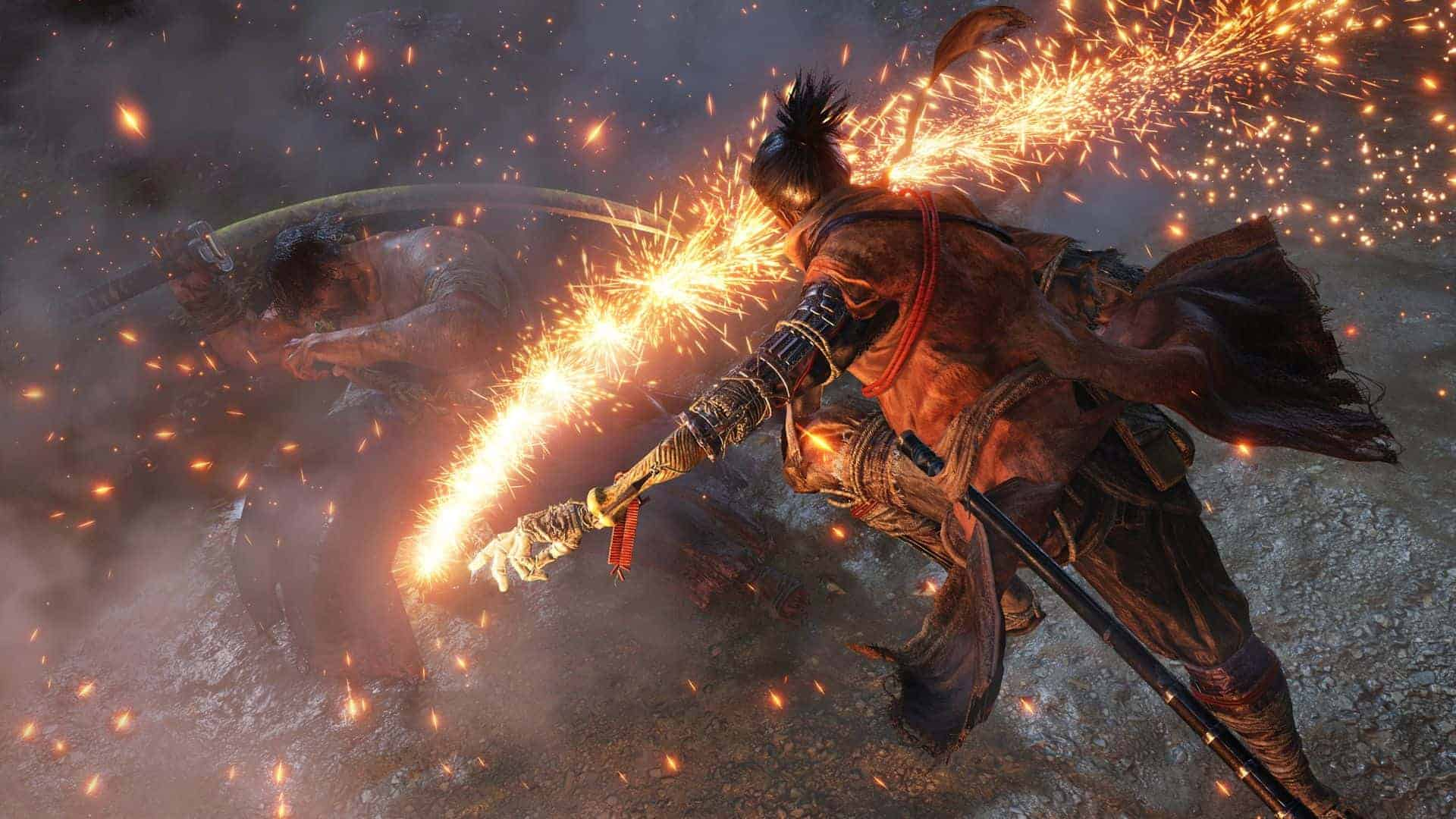 Sekiro Shadows Die Twice System