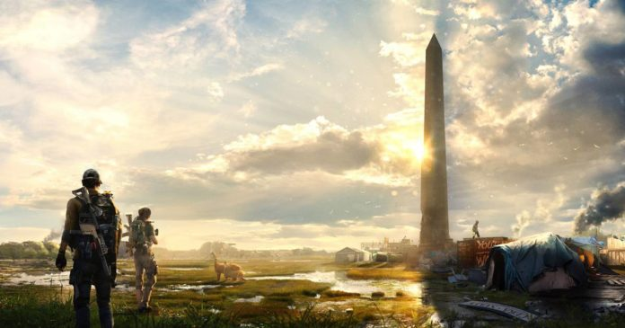 The Division 2 Openning