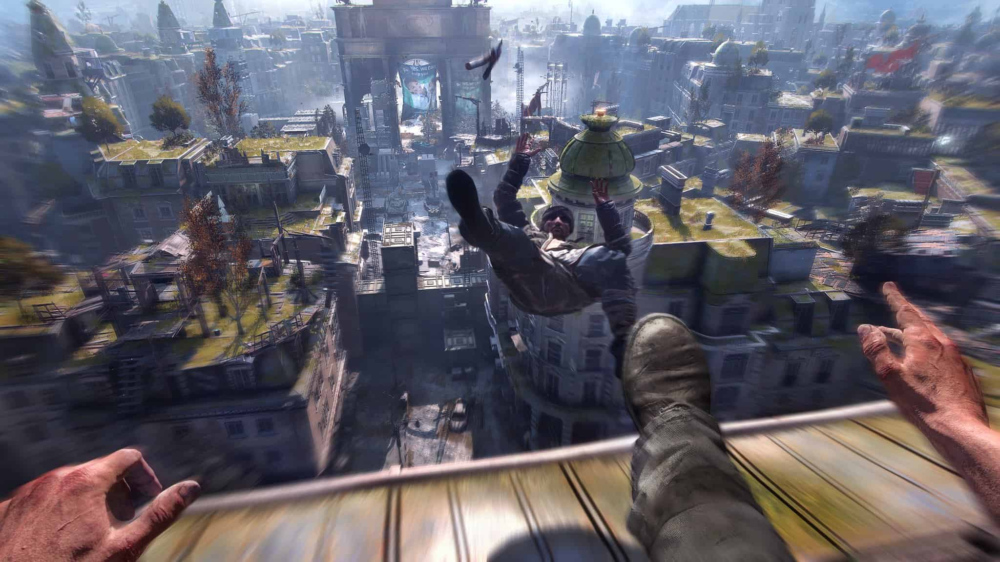 Dying Light 2 Kick