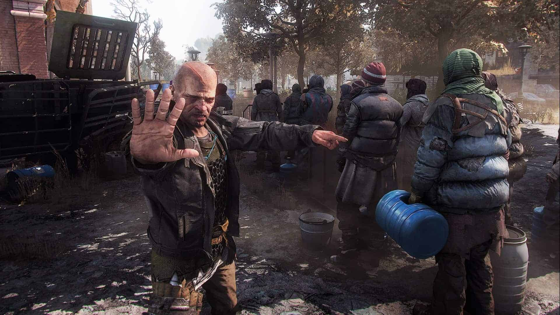 Dying Light 2 Peacekeepers