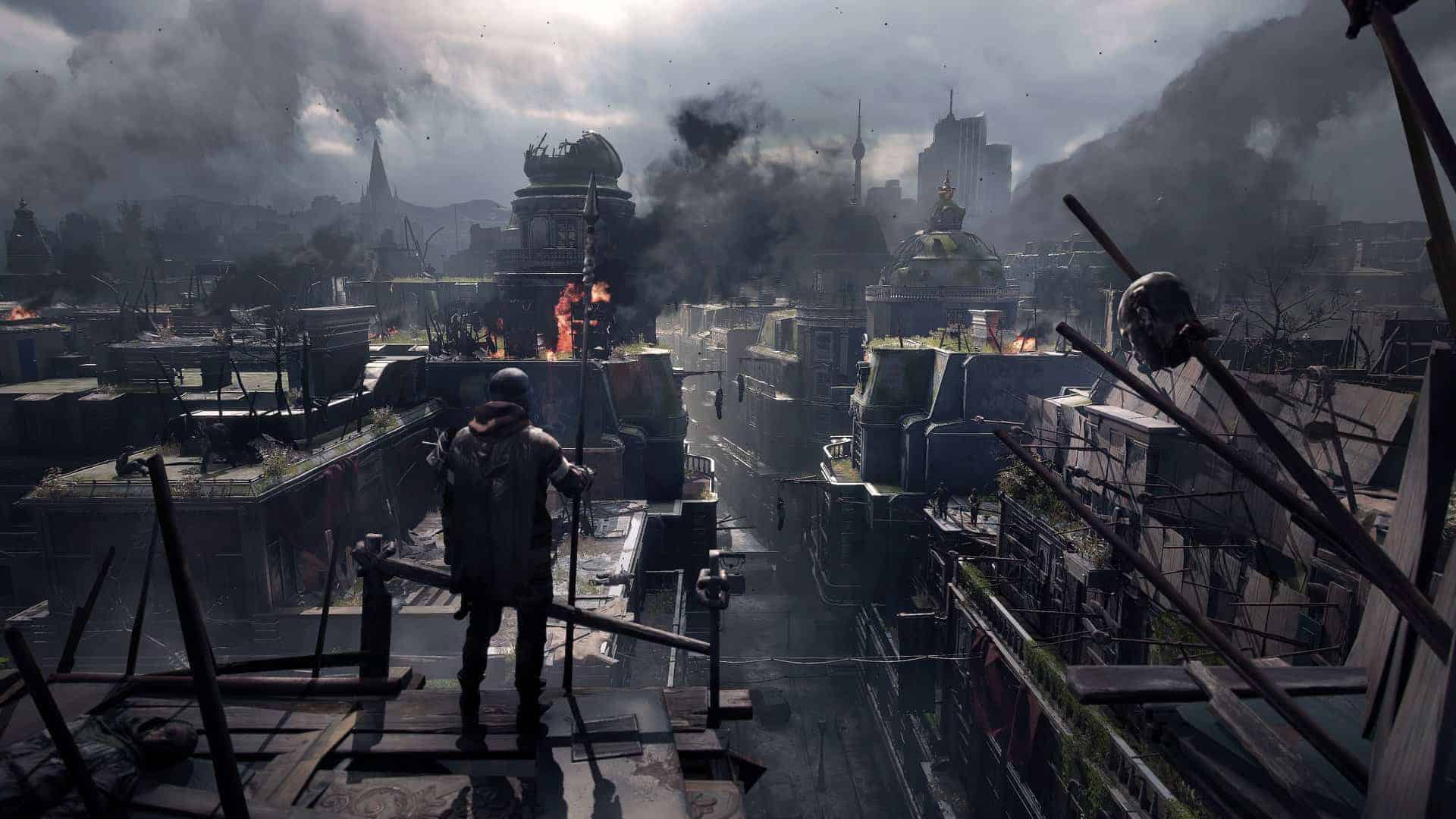 Dying Light 2 World Change