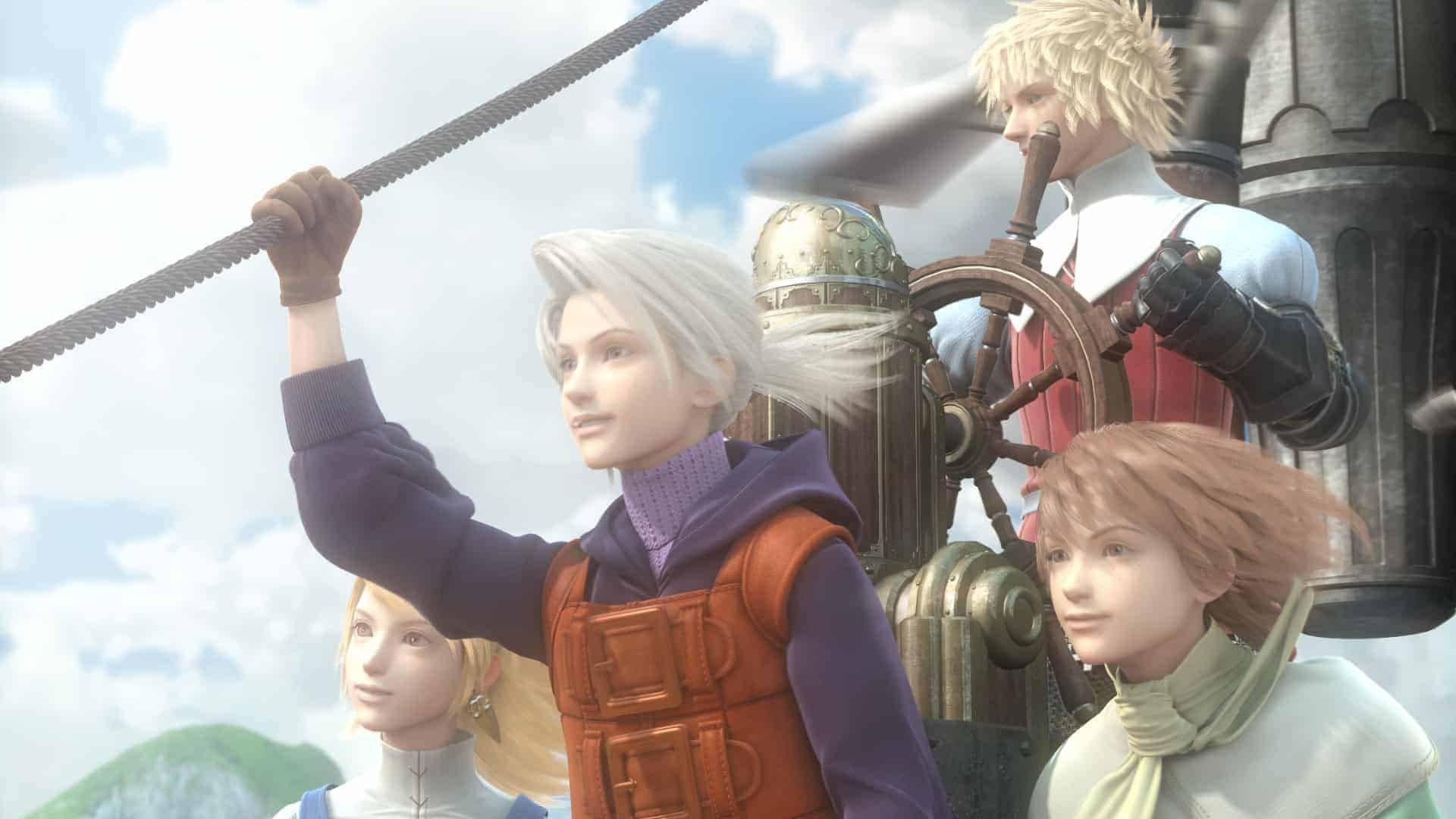 Final Fantasy III Remake