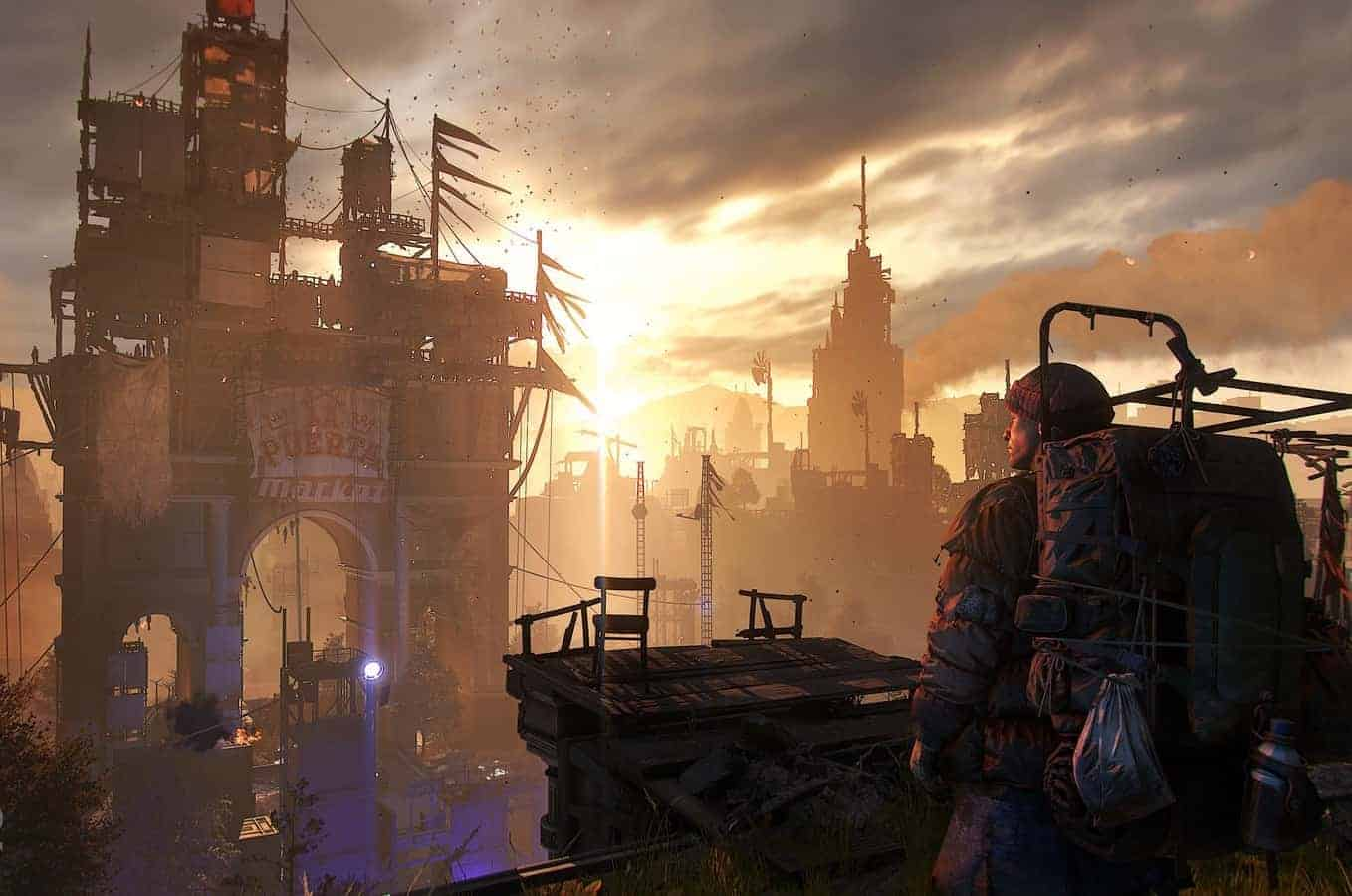Dying Light 2 Gate