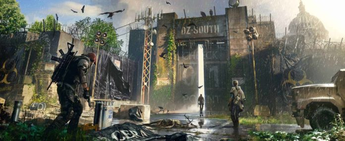 The Division 2 Concept