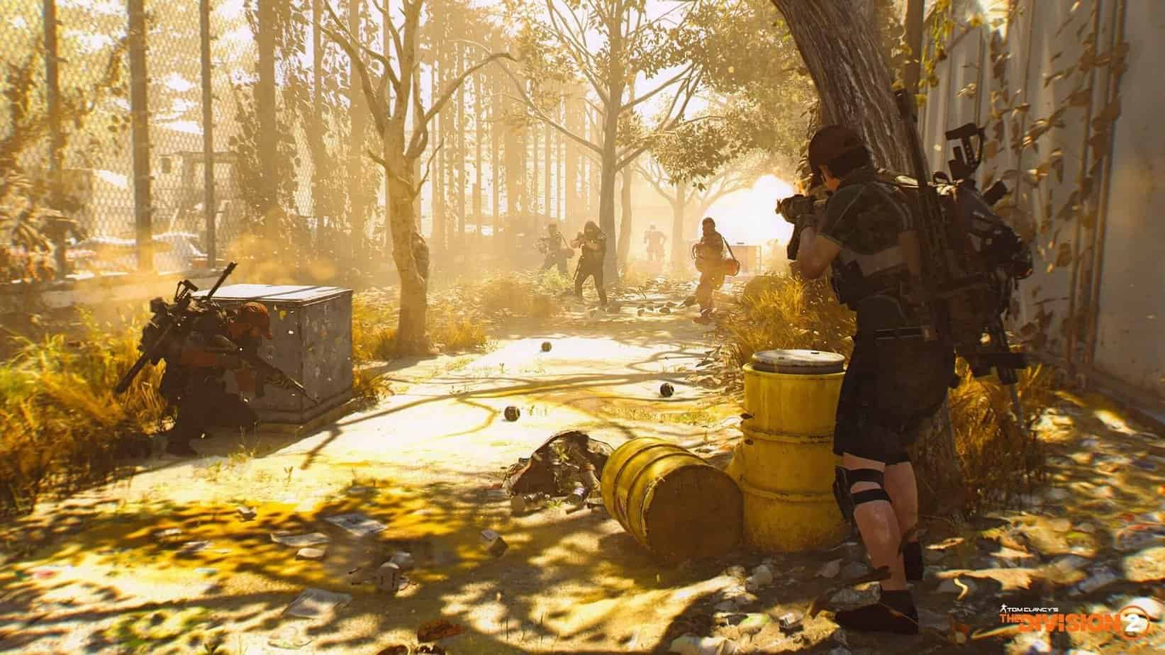 The Division 2 new gameplay