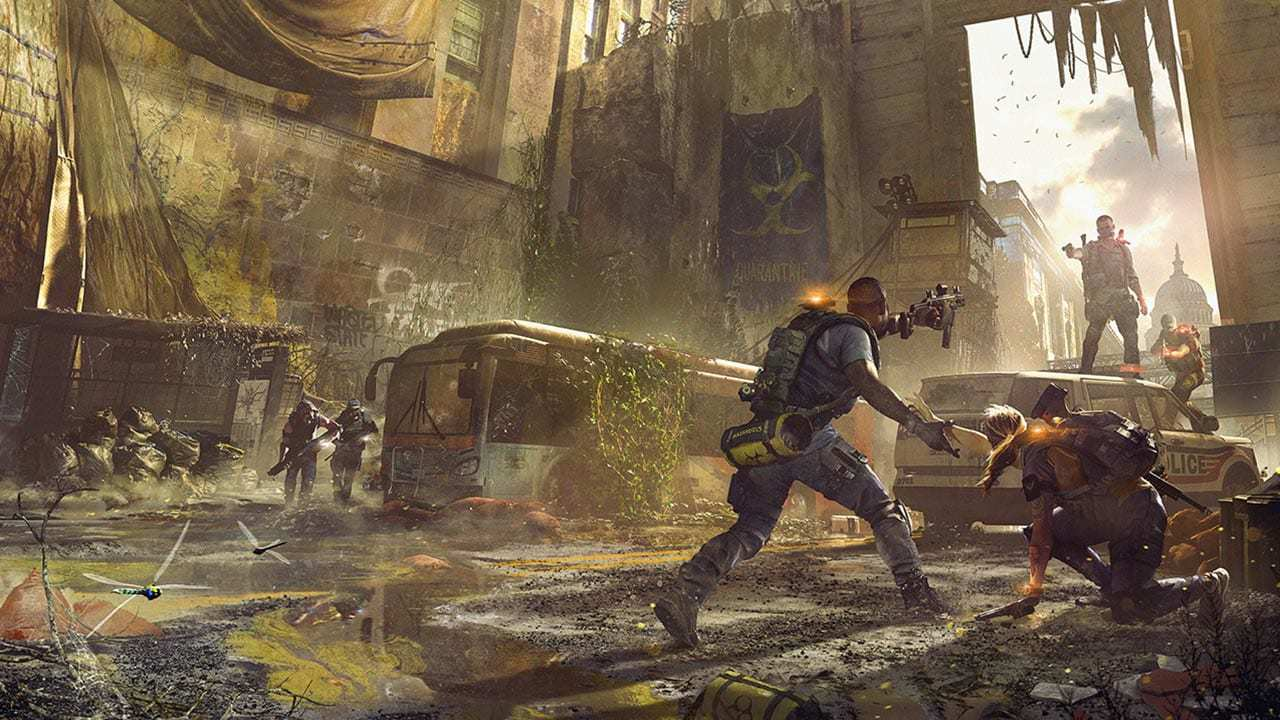 the division 2 variety