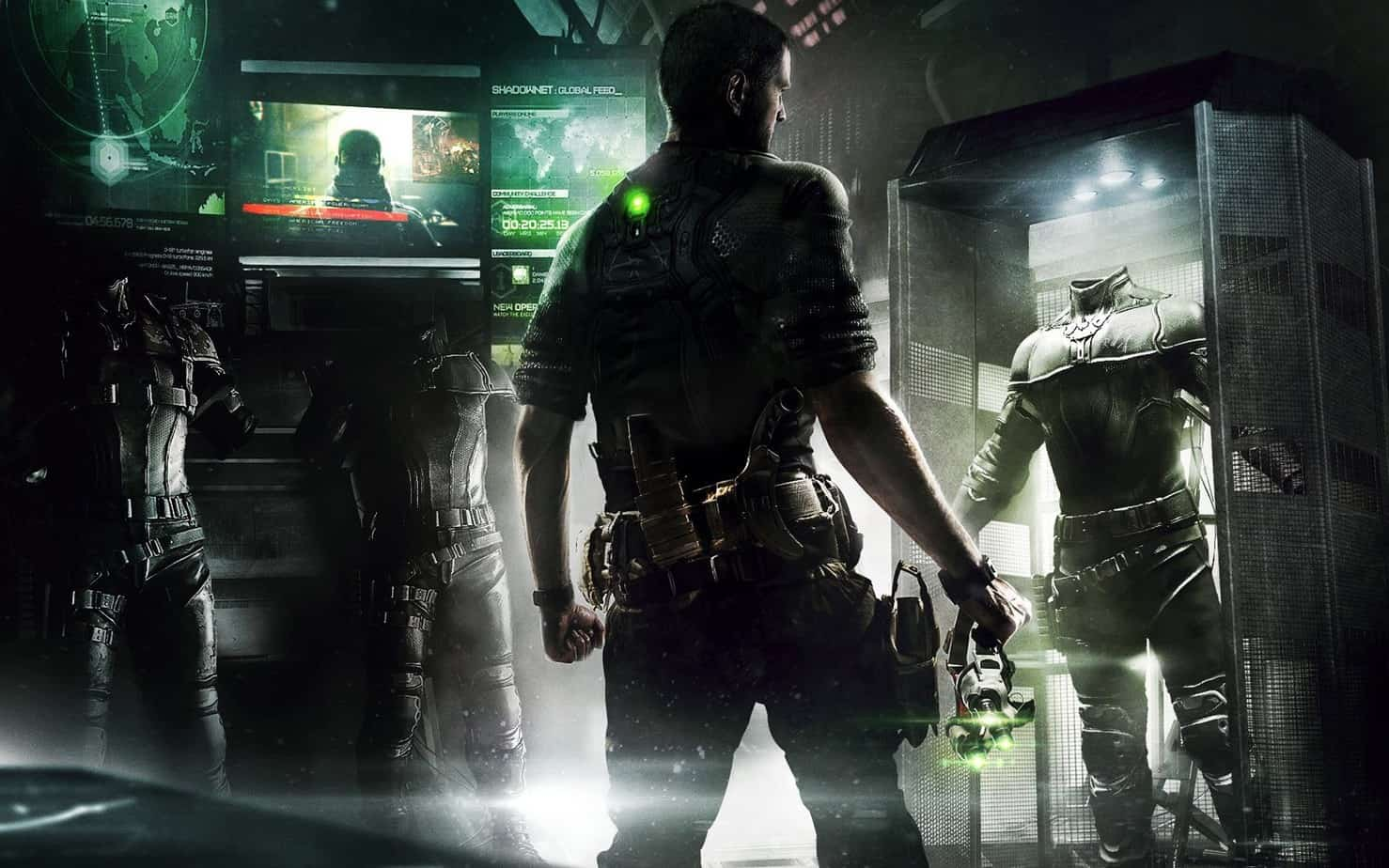 splinter cell art