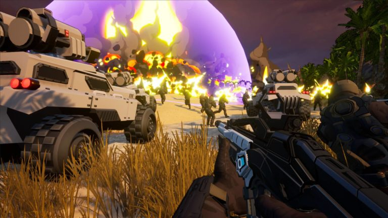 Earthbreakers ผู้สืบทอดทางจิตวิญญาณของ Command & Conquer: Renegade