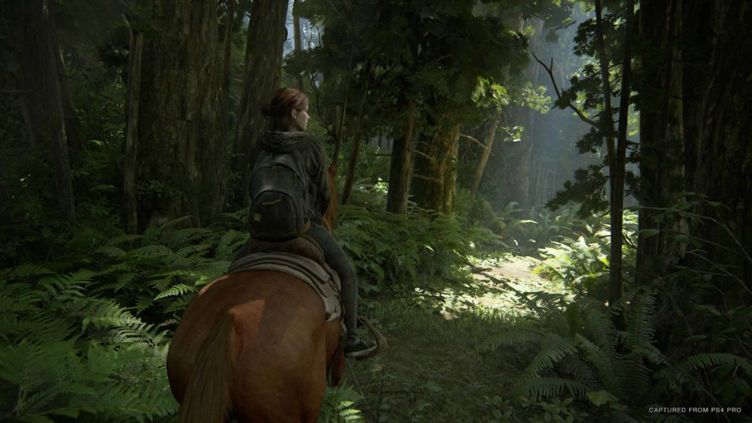 the last of us part II playthrough