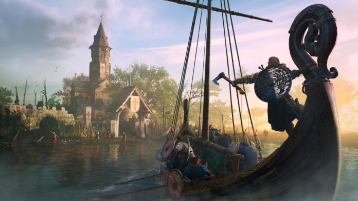 Assassin's Creed Valhalla Overview